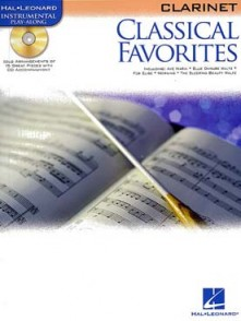 CLASSICAL FAVORITES FOR CLARINETTE