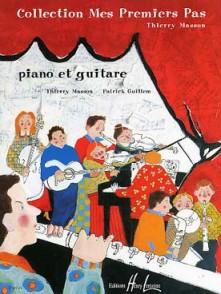 MASSON T./GUILLEM P. PIANO ET GUITARE