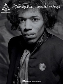 HENDRIX J. PEOPLE, HELL AND ANGELS GUITARE