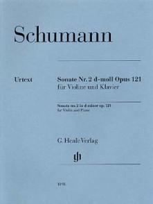 SCHUMANN R. SONATE N°2 OP 121 VIOLON