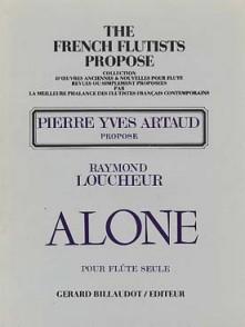 LOUCHEUR R. ALONE FLUTE