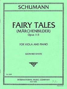 SCHUMANN R. FAIRY TALES ALTO