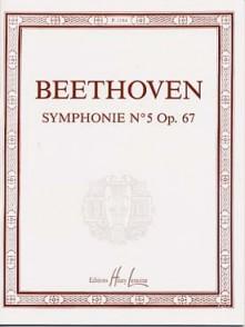 BEETHOVEN L.V. SYMPHONIE N°5 OP 67 PIANO