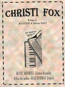 AURINE M./FARGE S. CHRISTI FOX ACCORDEON
