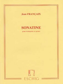 FRANCAIX J. SONATINE TROMPETTE