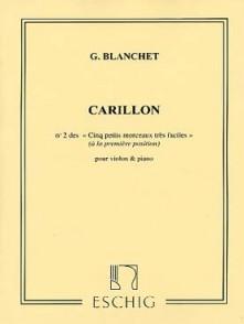 BLANCHET CARILLON VIOLON