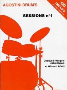 JUSKOWIAK J.F./LACAU O. SESSIONS N°1 BATTERIE