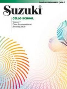 SUZUKI CELLO SCHOOL VOL 7 ACCOMPAGNEMENT PIANO