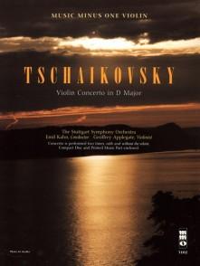 TCHAIKOVSKY P.I. CONCERTO RE MAJEUR OP 35 VIOLON
