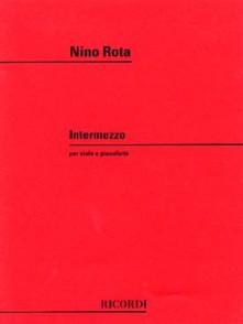 ROTA N. INTERMEZZO VIOLA