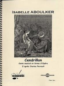 ABOULKER I. CENDRILLON CONTE CHOEUR