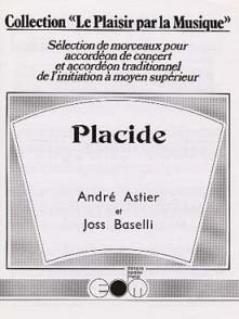 ASTIER A./BASELLI J. PLACIDE ACCORDEON