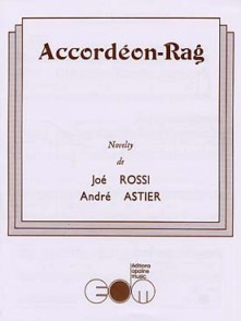 ROSSI J./ASTIER A. ACCORDEON RAG ACCORDEON