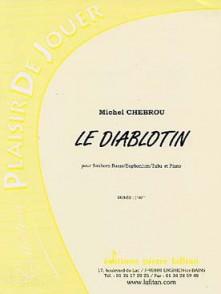 CHEBROU M. LE DIABLOTIN TUBA/SAXHORN/EUPHONIUM