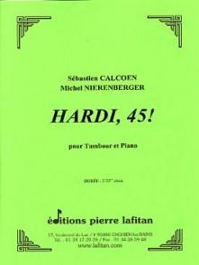 CALCOEN S./NIERENBERGER M. HARDI, 45 TAMBOUR
