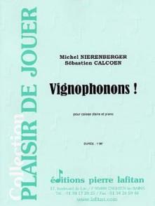 NIERENBERGER M./CALCOEN S. VIGNOPHONONS CAISSE CLAIRE