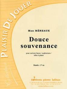 MEREAUX M. DOUCE SOUVENANCE SAXHORN BASSE