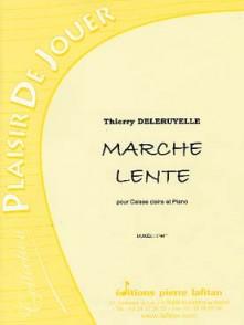 DELERUYELLE T. MARCHE LENTE CAISSE CLAIRE