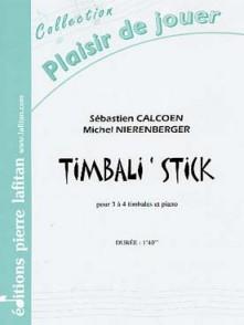 CALCOEN S./NIERENBERGER M. TIMBALI'STICK TIMBALES
