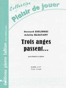 ELSAYARY A./ZIELINSKI B. TROIS ANGES PASSENT ... BATTERIE