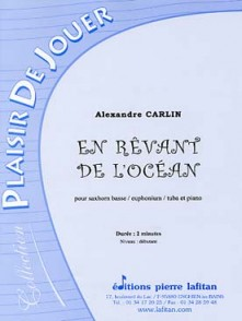 CARLIN A. EN REVANT DE L'OCEAN SAXHORN ALTO
