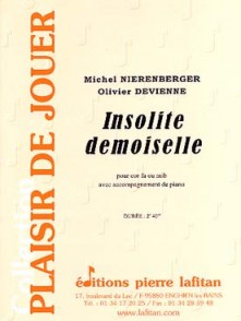 NIERENBERGER M./DEVIENNE O. INSOLITE DEMOISELLE SAXHORN ALTO