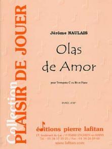 NAULAIS J. OLAS DE AMOR TROMPETTE