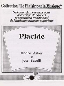 BASELLI J./ASTIE B. PLACIDE ACCORDEON