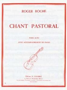 ROCHE R. CHANT PASTORAL ALTO