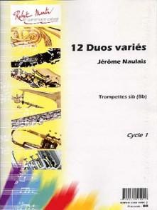 NAULAIS J. DUOS VARIES TROMPETTES