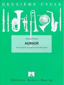 PROUST P. AUBADE TROMPETTE