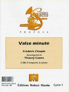CHOPIN F. VALSE MINUTE TROMPETTE