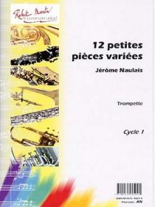 NAULAIS J. PETITES PIECES VARIEES TROMPETTE