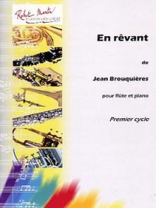 BROUQUIERES J. EN REVANT FLUTE
