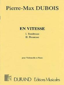 DUBOIS P.M. EN VITESSE VIOLONCELLE