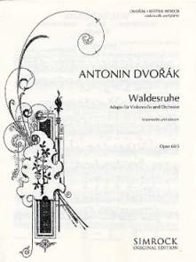 DVORAK A. WALDESRUHE OP 68/5 VIOLONCELLE