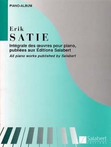 SATIE E. PIANO ALBUM