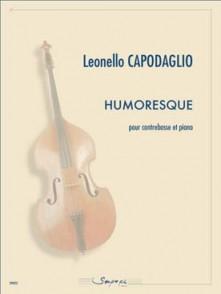 CAPODAGLIO L. HUMORESQUE CONTREBASSE