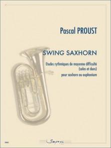 PROUST P. SWING SAXHORN
