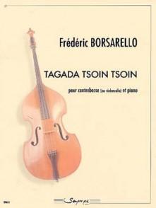 BORSARELLO F. TAGADA TSOIN TSOIN CONTREBASSE