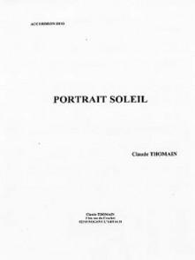 THOMAIN C. PORTRAIT SOLEIL ACCORDEON