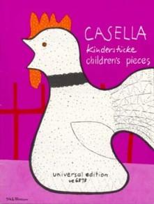 CASELLA A. CHILDREN'S PIECES PIANO