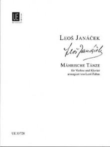 JANACEK L. MAHRISCHE TANZE VIOLON