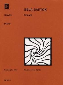 BARTOK B. SONATE (1926) PIANO