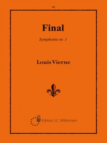 VIERNE L. FINAL DE LA SYMPHONIE N°1 ORGUE