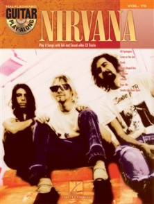 GUITAR PLAY-ALONG VOL 78 NIRVANA
