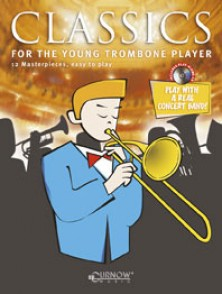CLASSICS FOR THE YOUNG TROMBONE PLAYER