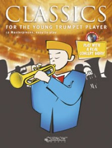 CLASSICS FOR THE YOUNG TRUMPET PLAYER TROMPETTE