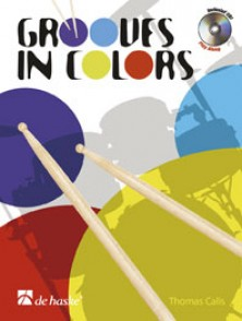 CALIS T. GROOVES IN COLORS BATTERIE