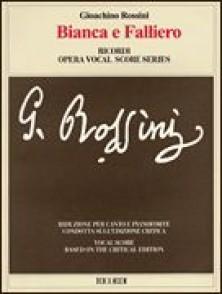 ROSSINI G. BIANCA E FALLIERO CHANT PIANO